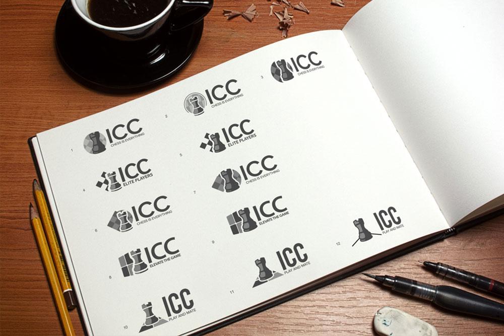 Logo iterations