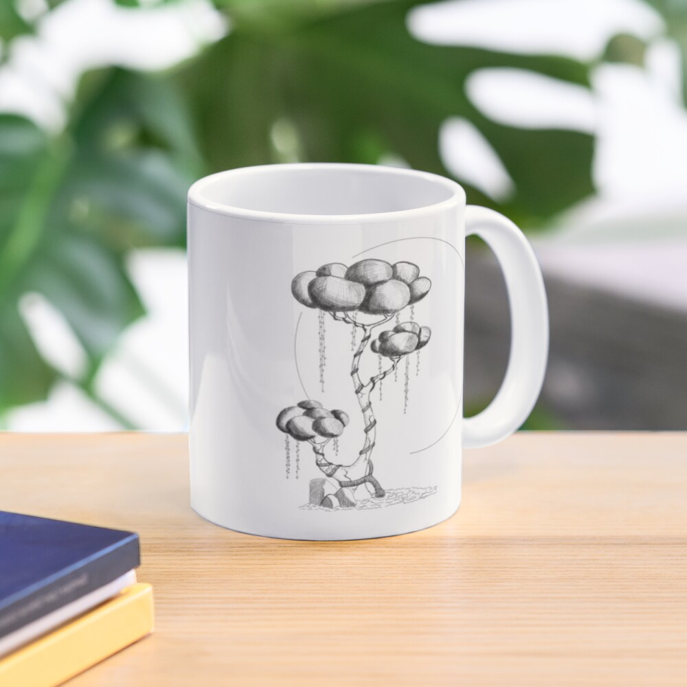 sci-fi treeclassic-mug