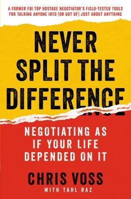 Never Split the Difference - good read